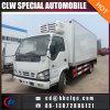 Vrachtwagen van Isuzu van de Verkoop van China de Hete Refrigerator Cooling Van Refrigeration Van
