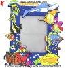 3D Soft PVC Magnetic Levitating Photo Frame para promoção