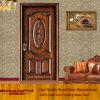 最新のデザイン内部の単一の葉の木のドア(GSP2-009)