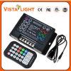 Regolatore universale di telecomando LED RGB della plastica rf