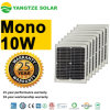Comitato solare diplomato iso 10W dell'UL del Ce di TUV mini mono