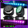 36X18W 6in1 RGBWA + UV Zoom Faisceau Wash Mini LED Moving Head Light