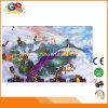 Spiel-Ozean-Monster-Fischen-Spiel-Kasino-Maschine des Vogel-3D für Spiel-Mitte