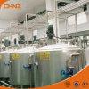 Het dagelijkse Chemische Roestvrij staal die van Producten Tank mengen met Mengapparaat