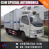 Forland 4mtの冷却のトラックのフリーザー肉交通機関のトラック