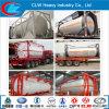 Kapazität 25cbm 50cbm Asme Standard LPG Container Tanks