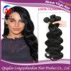 100% человеческие волосы девственницы сотка, выдвижение волос Remy бразильское