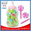 Juguete plástico material de la pluma del molino de viento de la naturaleza para Childs