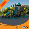 Напольная спортивная площадка Type и спортивная площадка Wooden, Wood Material с Slide