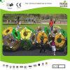 Игрушка Kaiqi цветастая пластичная напольная взбираясь для спортивной площадки детей (KQ50153B)