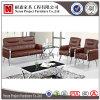 Sofà di cuoio moderno di riunione dei 1+1+3 uffici (NS-S631)