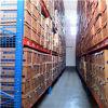 Estante del almacén de la estructura de acero, estante de la plataforma, estante para el almacén