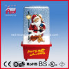 Weihnachtsmann Christmas Lighting Decoration mit Snow