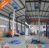 levage aérien de plate-forme de levage en aluminium vertical hydraulique de l'homme 10m de 8m