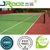 Sportanlagen-synthetischer Gummi-Tennis-Gerichts-Oberflächen-Bodenbelag-Fliese