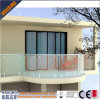 Палуба Railing Kits с палубой Railing Ss Glass Balustrades Spigots Clear