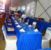 De koninklijke Tent van de Partij van het Aluminium met Decoratie