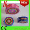 Venta caliente alrededor de confeti del disco volador del papel de color sólido