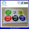 etiqueta engomada redonda de 25m m Nfc Ntag213 (etiqueta engomada ntag203)