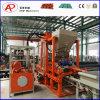 Máquina de moldear del ladrillo automático lleno hidráulico famoso de la marca de fábrica