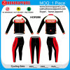 Honorapparel nessun Minium per Order Sublimation Printing Bicycle Wear