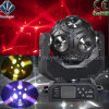 disco Light do diodo emissor de luz Football Moving Head de 12PCS*15W Rotating RGBW
