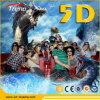 Intrattenimento Outdoor Adventure 5D Cinema per il parco di divertimenti