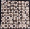 Wall Tile (300X300mm)를 위한 별 Serives Color Metal Mosaic