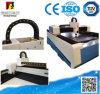 Machine de découpage de fibre de carbone de machine de découpage en métal de laser de fibre