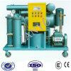 Vacío portátil de aceite del transformador de la máquina de filtración, deshidratación, desgasificación, la eliminación de las impurezas del aceite usado