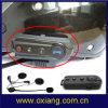 Preço barato da função Handsfree portátil dos auriculares de Bluetooth do capacete da motocicleta