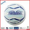 Le football blanc du football de boules de raie
