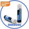 Bateria alcalina do AAA Lr03 1.5V para o Toothbrush elétrico