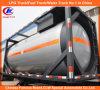 ISO 20ft LPG Контейнер-цистерна 40ft LPG Резервуар для хранения Контейнер