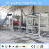 ドイツのハイテクノロジーの機械を作るコンクリートブロック