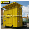 машины Bagging Port Containerized утяжеления 25kg 50kg 100kg передвижные