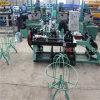 Автомат для изготовления колючей проволоки сразу фабрики прямой и обратный Twisted