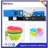 Máquina energy-saving servo da modelação por injeção para a cesta plástica pequena