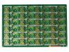 espesor de 12layers PCB/RoHS/Immersion Gold/2oz Copper/2.4mm