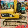 2008/8000hrs 3306-Diesel-Engine 0.5~1.5cbm/20ton Japão-Original-Fazem a máquina escavadora usada Hidráulico-Transmissão da esteira rolante da lagarta 320d