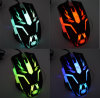 Multicolor СИД Backlight 6D Gamer Mouse