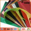 Diverse Soorten van het Aluminium PVDF van de Spiegel van de Kleur ACS- Blad voor Bouw van Decoratie Fasade de Gemaakt in China