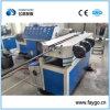 PVC/PP, PET Single-Wall gewölbtes Rohr, das Maschine herstellt
