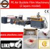 2 do PE de ar da bolha camadas da maquinaria da película