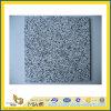 Mattonelle grige Polished naturali del granito G640 per la parete/pavimentazione (YQC)