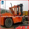 11ton Tcm Dieselgabelstapler, der für Port&Warehouse Anlieferungs-Waren arbeitet