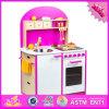 2016 игрушек W10c065 оптовой игры кухни малышей деревянной установленных
