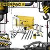 Bhp-Серии гидровлического пулера Enerpac, мастерские комплекты пулера