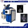 Catalogue des prix européen de machine de soudure laser de la qualité YAG