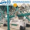 Máquina de empacotamento de trituração 100tpd da farinha do milho para Kenya
